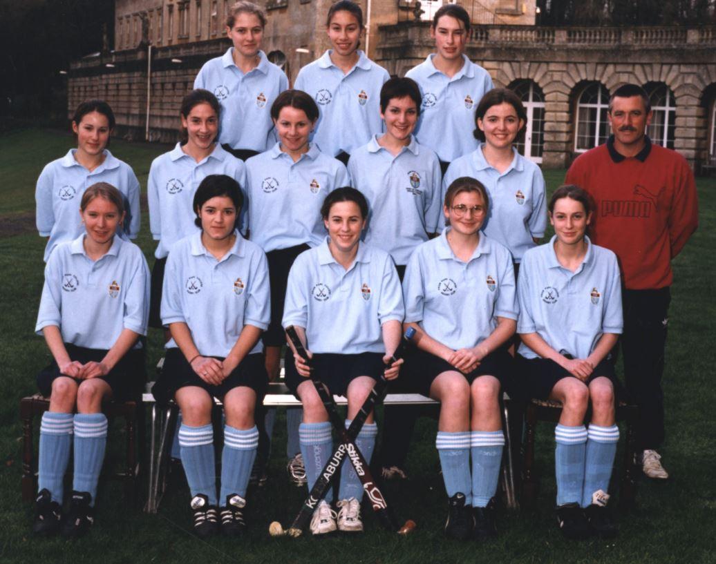 1998 Hockey